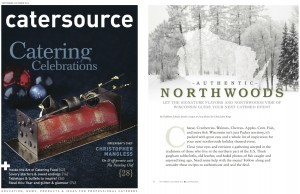 ZHG featured in Catersource Magazine