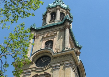 Cathedral St. John Evangelist
