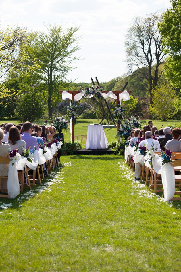 Milwaukee Wedding Venue Boerner Botanical Gardens
