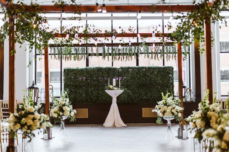 Wedding Venue Plant No. 4