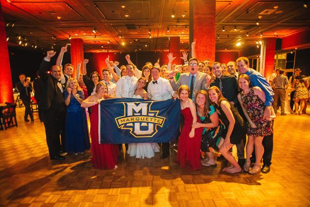 Marquette Alumni
