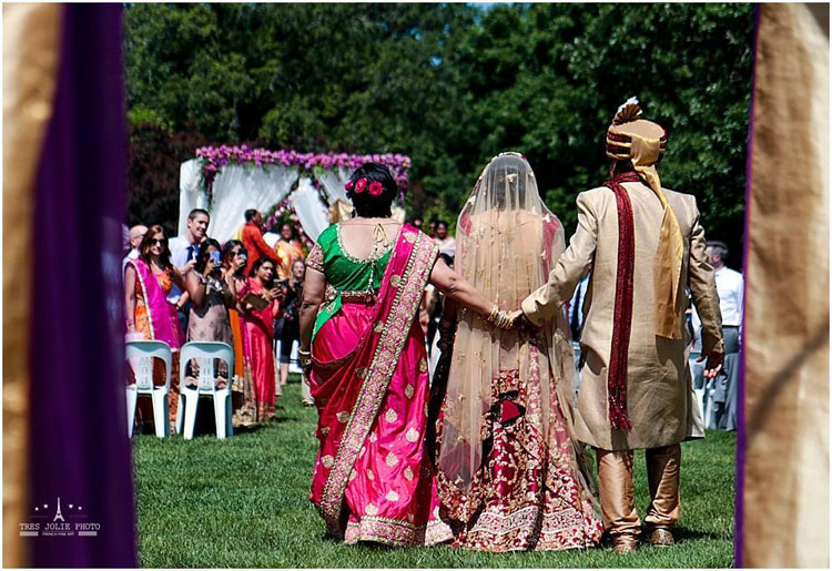 Indian Wedding Ceremony Rituals