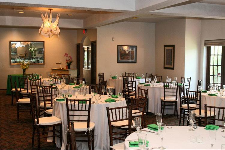 Grandview Inn Wedding Venue Reception