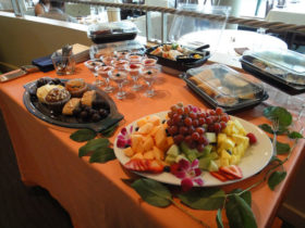 Getting Down to Business with Your Corporate Event Menu