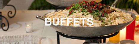 Sample buffet menus