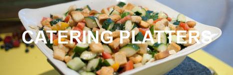 Sample catering platter menus