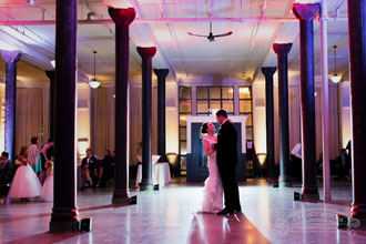 Beautiful Weddings in Milwaukee Venues