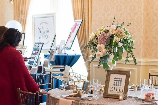 Zilli Hospitality Group at Wedding Shows