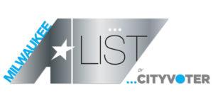 A-List Logo Best Wedding Caterer in Milwaukee