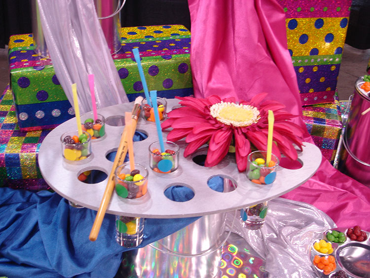 Candyland Prom Theme