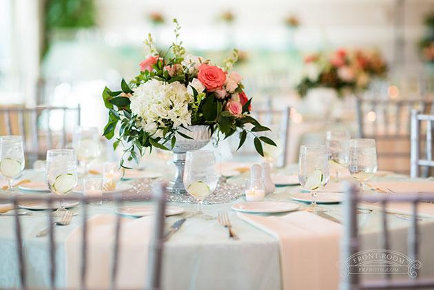 Floral Arrangements for Corporate Event