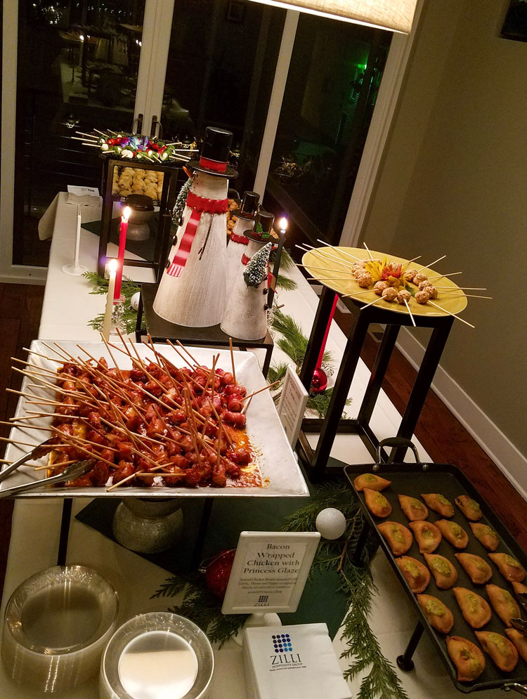 Holiday Party Buffet