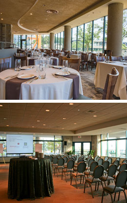 ZLG corporate event venue