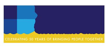 ZHG 50th anniversary logo