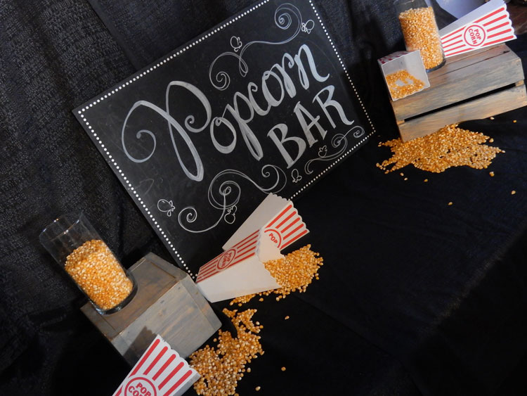 Popcorn Station Step Right Up to a Circus-Themed Picnic