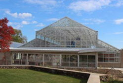 The annex at The Domes