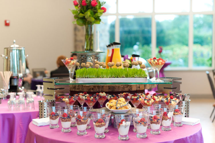 Wedding Brunch Buffet