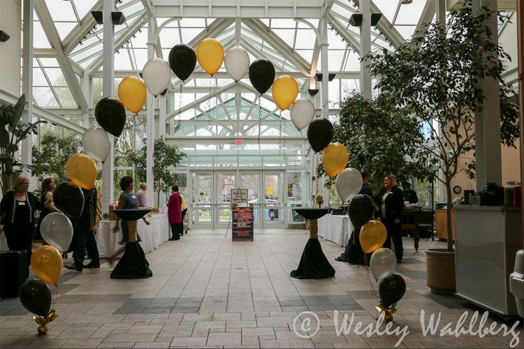 Boerner Botanical Garden Event Space