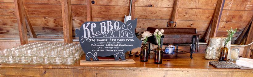 KC BBQ Dinner Station