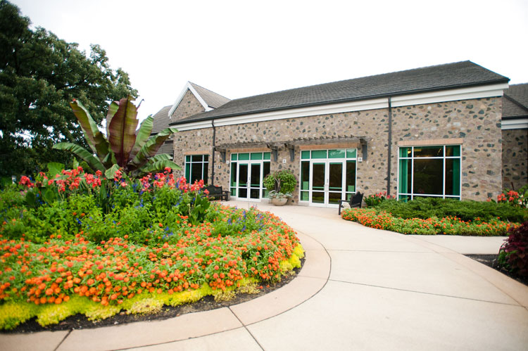 Flower Gardens at Boerner Botanical Gardens Event