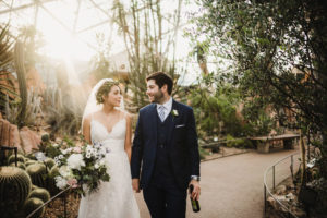 Ana & John's Secret Garden Wedding at The Domes