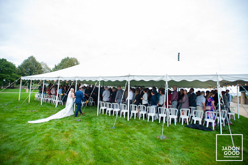Top 4 Things to Consider When Choosing a Tent for Your Event