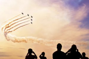 Milwaukee Air & Water Show a Soaring Success
