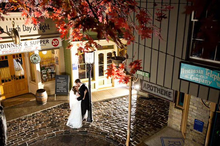 Milwaukee Themed Wedding
