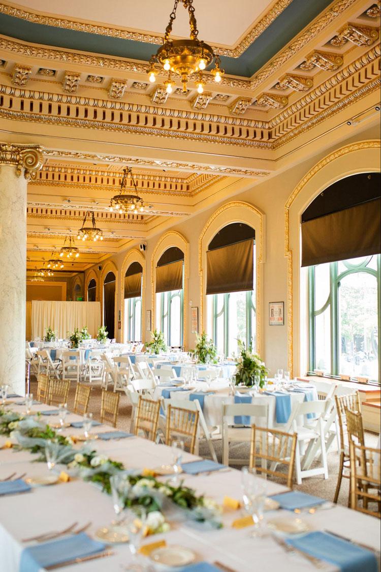 Milwaukee County Historical Society Wedding