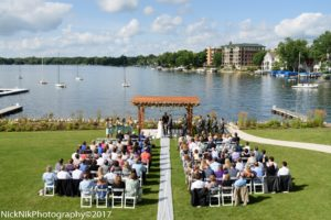 Oconomowoc Community Center Wedding
