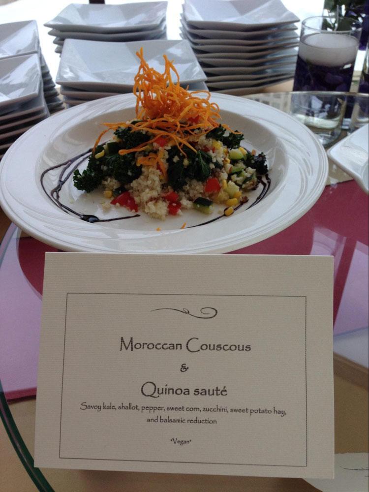 Wedding Food Tastings Milwaukee