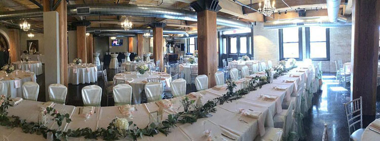 Riverwalk Milwaukee Wedding Venue
