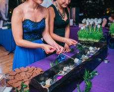 Imaginative Wedding Food Station Ideas to Delight Your Guests