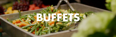 Sample buffet menu