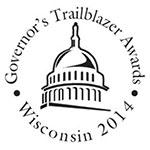 Wisconsin Governor's Trailblazer Awards logo